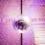 boule disco mariage geneve