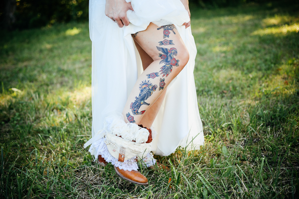 mariage rockabilly tattoo geneve
