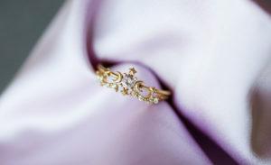 bague de mariage celestial